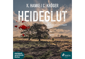 Heideglut - 1 MP3-CD - Krimi/Thriller