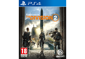 Tom Clancy's The Division 2 NL/FR PS4