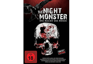 THE NIGHT MONSTER - (DVD)