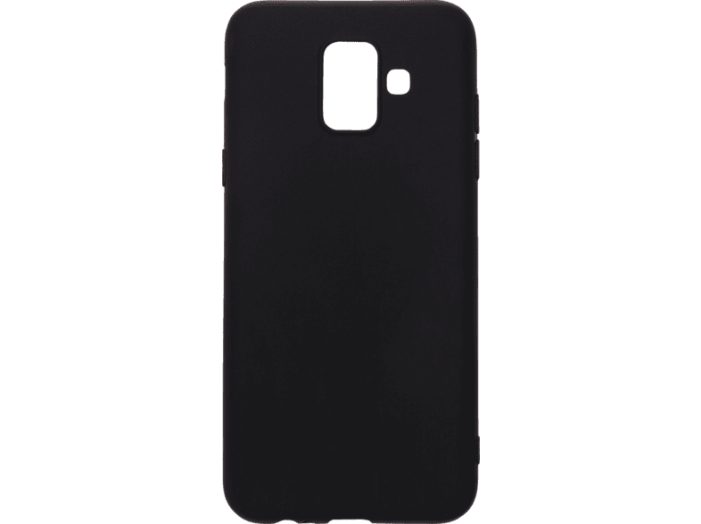 V-DESIGN VMT 252 Backcover Samsung Galaxy A6 (2018) Schwarz