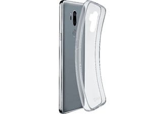 CELLULAR LINE Fine Backcover LG G7 Thermoplastisches Polyurethan Transparent