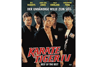 KARATE TIGER 4 - BEST OF THE BEST (O-CARD) UNCUT - (Blu-ray)