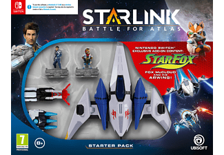 Starlink: Battle for Atlas Startpakket NL/FR Switch