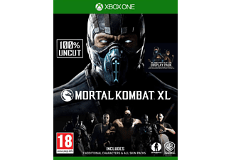 Xbox One - Mortal Kombat XL /D/F