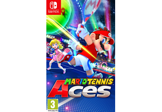 Switch - Mario Tennis Aces /F