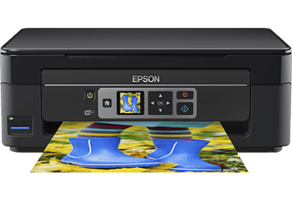 EPSON Multifunktionsdrucker Expression Home XP-352, schwarz (C11CH16403)