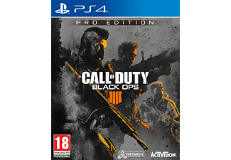 Call of Duty Black Ops 4 Pro Edition PlayStation 4