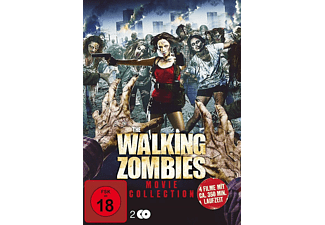 The Walking Zombies - Movie Collection - (DVD)