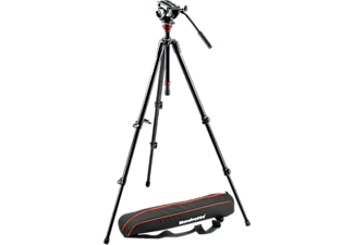 MANFROTTO 755XBK VIDEO + MVH500AH TILTHEAD -