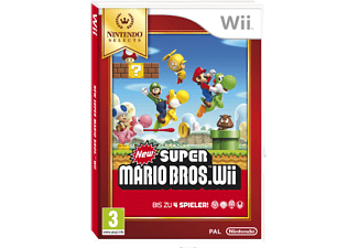 Wii - Mario Bros. Selects /D