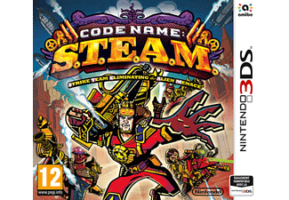 3DS - Code Name Steam /F