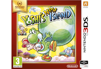 3DS YOSHIS NEW ISLAND SL /D Jump'n'Run  -