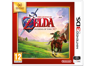 3DS - Zelda Ocarina Of Time SL /I