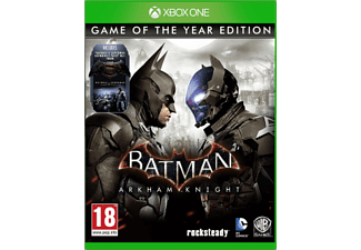 Xbox One - Batman Arkham Knight Goty /D/F