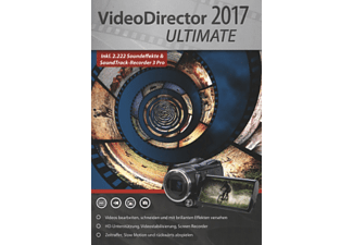 PC - VideoDirector 2017 Ultimate /D