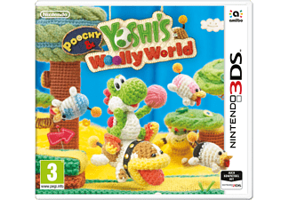 NINTENDO 3DS POOCHY&YOSHIS W. WORLD /I