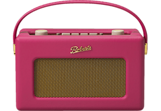 ROBERTS Revival RD60 - DAB-Radio - 120 Stunden Batterielaufzeit - Pink ROBERTS RADIO Revival RD60 Pink