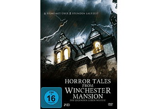 Horror Tales from Winchester Mansion - (DVD)