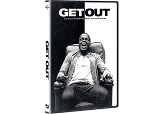 GET OUT Horreur DVD