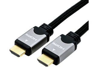 ROLINE HDMI High Speed Kabel mit Ethernet -  ()