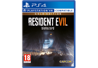 PS4 - Resident Evil 7: Biohazard - Gold Edition /Multilingue