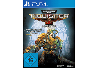 PS4 - Warhammer 40.000 Inquisitor /D/F