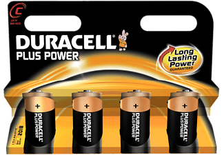 DURACELL Plus Power MN1400 4er