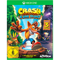 Crash Bandicoot N. Sane-Trilogie [Xbox One]