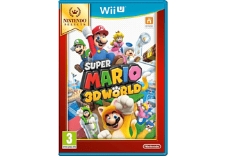 Wii U - Super Mario 3D World /I