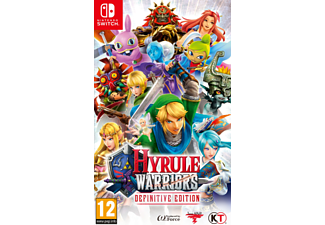 Switch - Hyrule Warriors: Definitive Edition /I