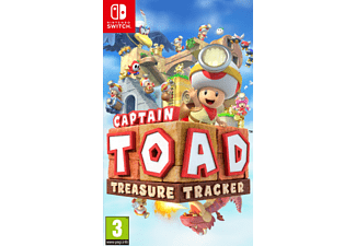 Switch - Captain Toad: Treasure Tracker /F