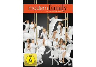 Modern Family - Season 7 - (DVD)
