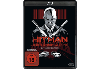 Hitman (neues Artwork) - Exklusiv - (Blu-ray)