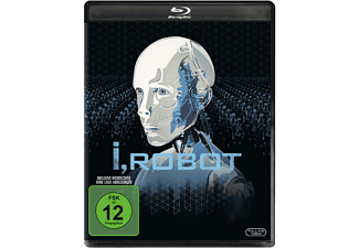 I, Robot (neues Artwork) - Exklusiv - (Blu-ray)