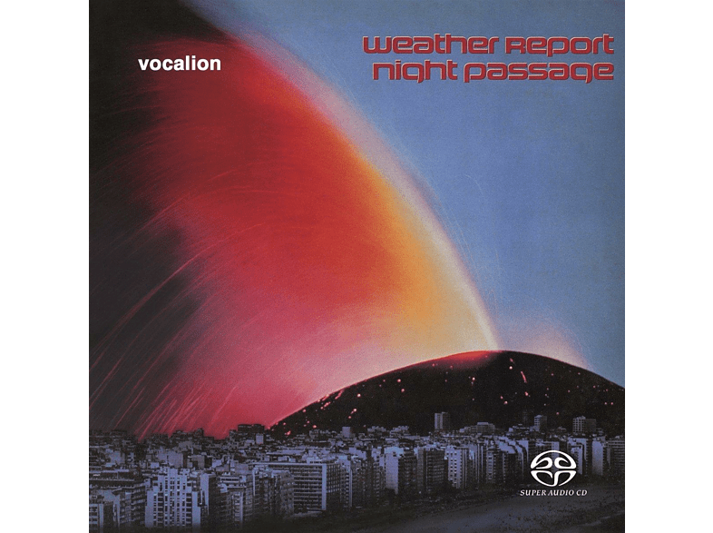 Weather Report - Night Passage (Live In L.A.& Osaka 1980) [SACD]