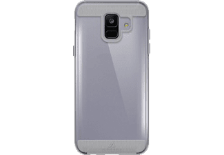 BLACK ROCK Cover Air Protect Handyhülle, Transparent, passend für Samsung Galaxy A6 (2018)