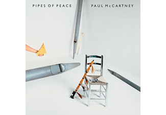 Paul McCartney - Pipes Of Peace LP