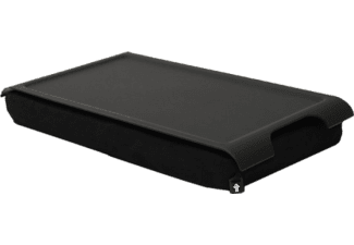 BOSIGN MINI LAPTRAY ANTISLIP BLACK/BLACK  Schwarz