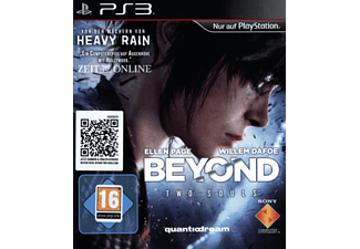 SONY PS PS3 AK: BEYOND TWO SOULS