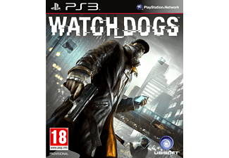 UBISOFT PS3 AK: WATCH DOGS /D