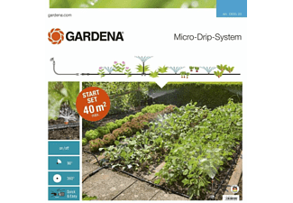 GARDENA Kit Start aree di piantagione -