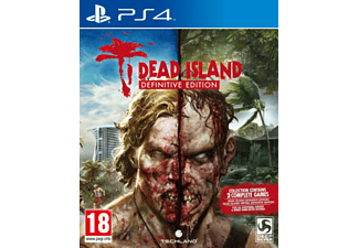PS4 - Dead Island - Definitive Edition /D