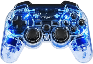 PDP Afterglow - Wireless Controller (Blau)
