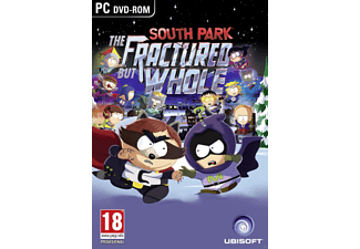UBISOFT CDR SOUTH PARK FRACTURED /D