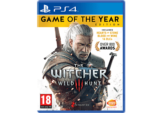 PS4 - Witcher 3 Wild Hunt Goty /F