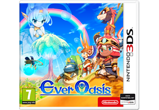 3DS - Ever Oasis /D