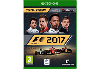 Xbox One - F1 2017 - Special Edition /D