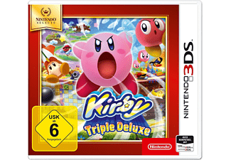 3DS - Kirby Triple Deluxe Selects /D