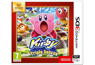 3DS - Kirby Triple Deluxe Selects /I