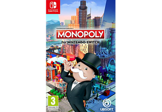 Switch - Monopoly /Mehrsprachig